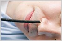 鼻からの検査件数が多い医療機関で検査を受けましょう!